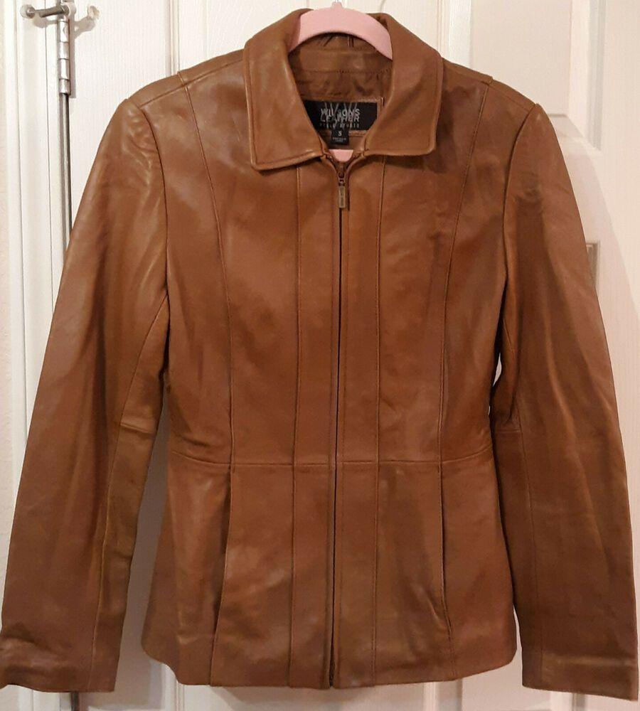 Wilsons Leather Pelle Studio Rn 69426 Tan Leather Jacket Blazer Size Men S Xl Wilsonsleather Blazer Busin Tan Leather Jackets Leather Jacket Wilsons Leather [ 1000 x 900 Pixel ]