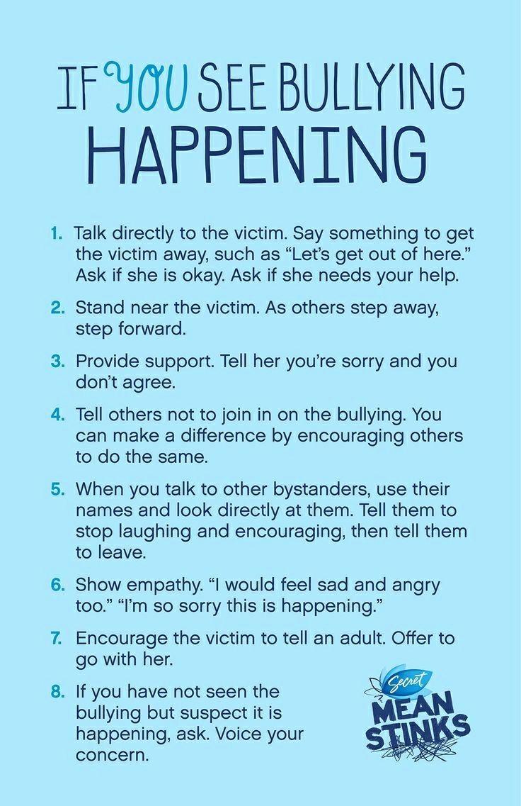 Bullying Prevention Guidelines bullies , bullying ,