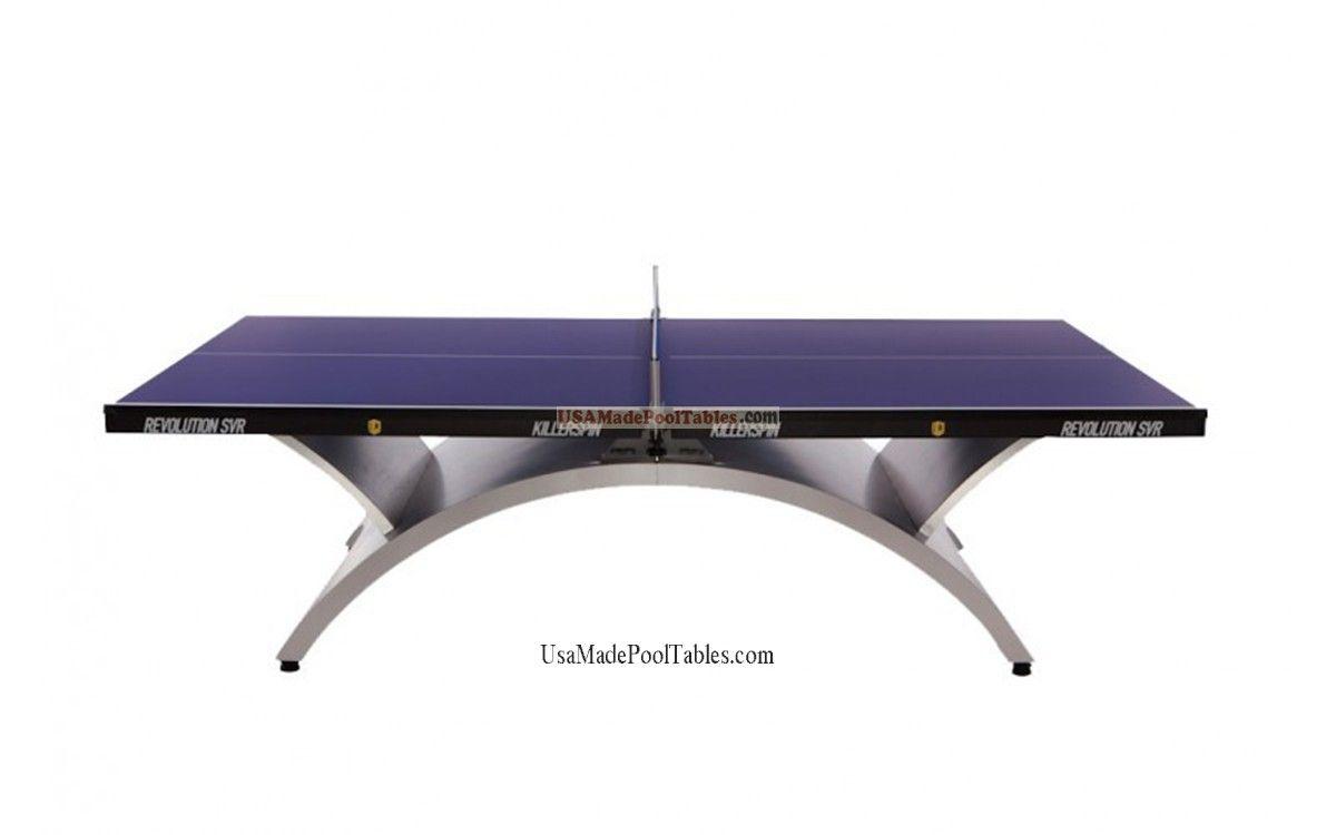Killerspin Ping Pong Table [IMAGE_Title] - More Table Tennis Equipment at bestpingpongpaddle.railwayzero.com