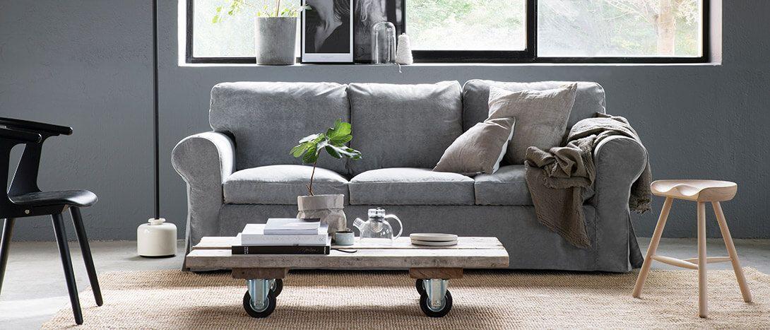 GroBartig Recyclen Sie Ihr IKEA Sofa Und Gestalten Sie Es Persönlich Mit Unserer  Exklusiven Auswahl An Bezügen