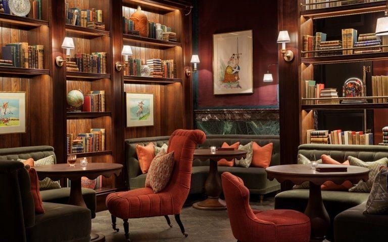 Rosewood Hotel London Bar Rosewood London Luxury House Designs Rosewood Hotel