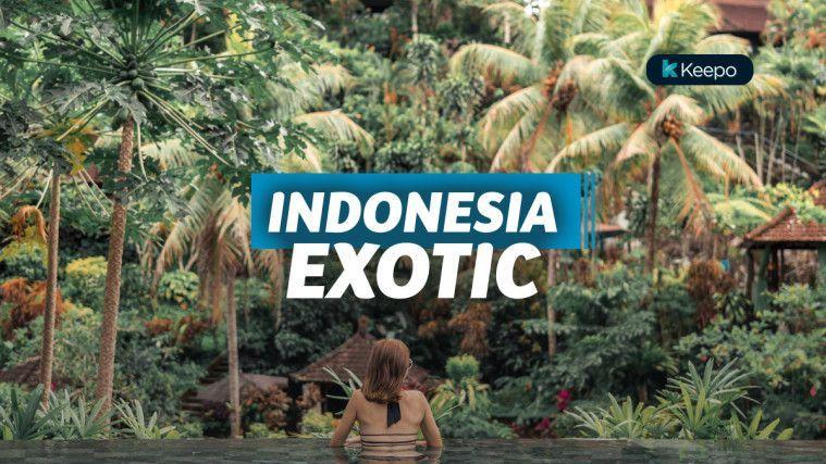 Kamu Nggak Perlu Jauh Jauh Ke Hawaii Kalau Mau Mengunjungi Tempat Wisata Eksotik Di Indonesia Sendiri Ada Banyak Perjalanan Ke Luar Negeri Pemandangan Hiburan