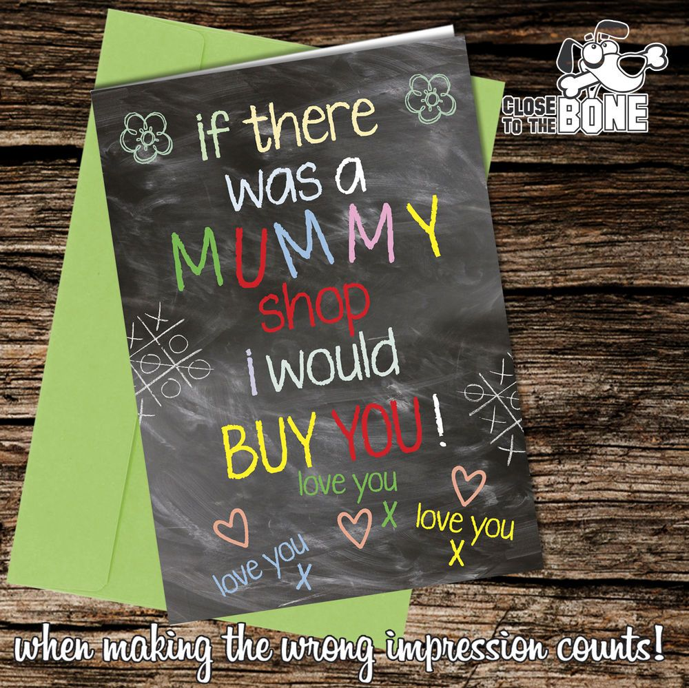 Details about 275 mummy birthday mothers day card