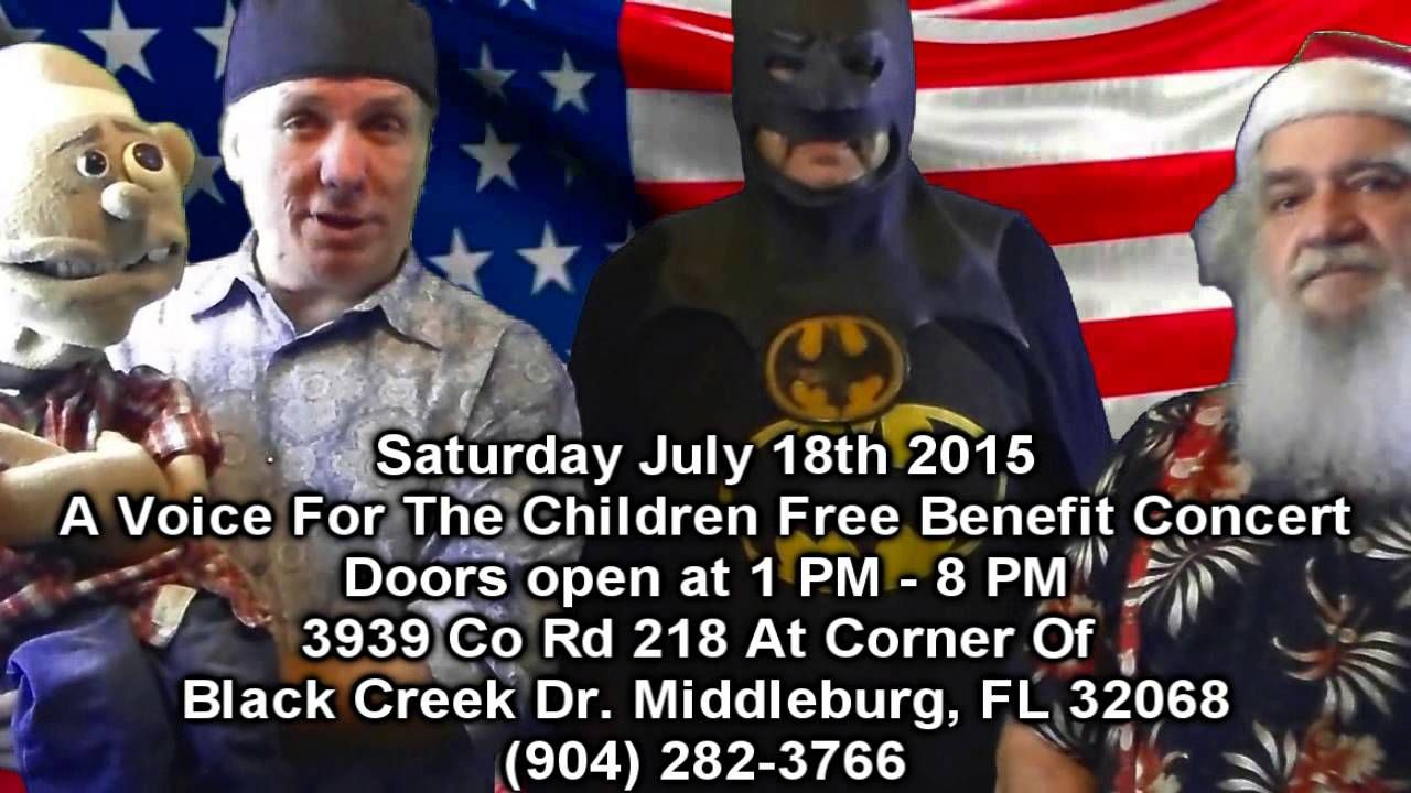 A Voice For The Children Concert And Auction Benefit At The American Legion