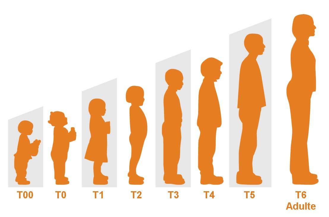 Comment Choisir La Hauteur Des Chaises Et Tables Pour Enfants