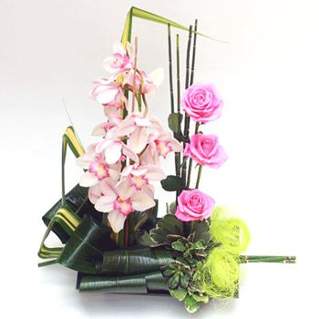 East Meets West Floral Arrangements Flower Delivery Flower Arrangements