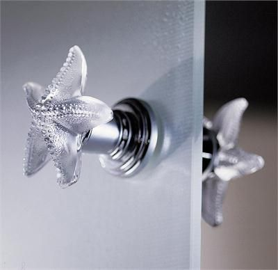 Starfish door knob | coastal decorating | Pinterest | Door knobs ...