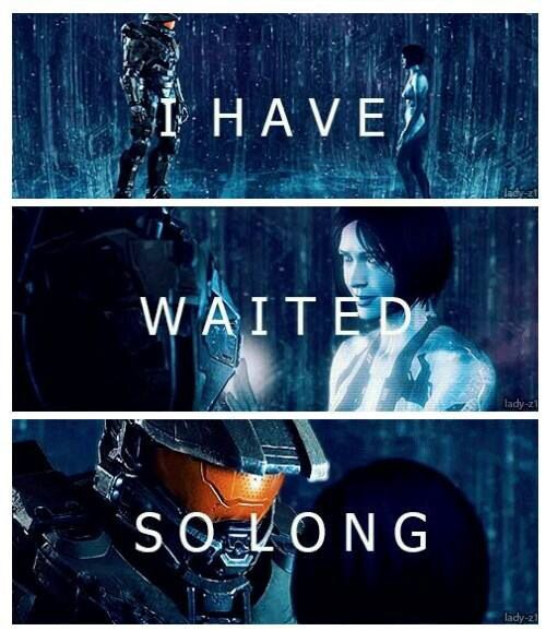 Ahhh This Almost Made Me Cry Cortana Halo Halo Series Halo Game