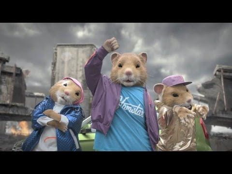 Party Rock Anthem Kia Soul Hamster Commercial [HD]: Party Rock Anthem