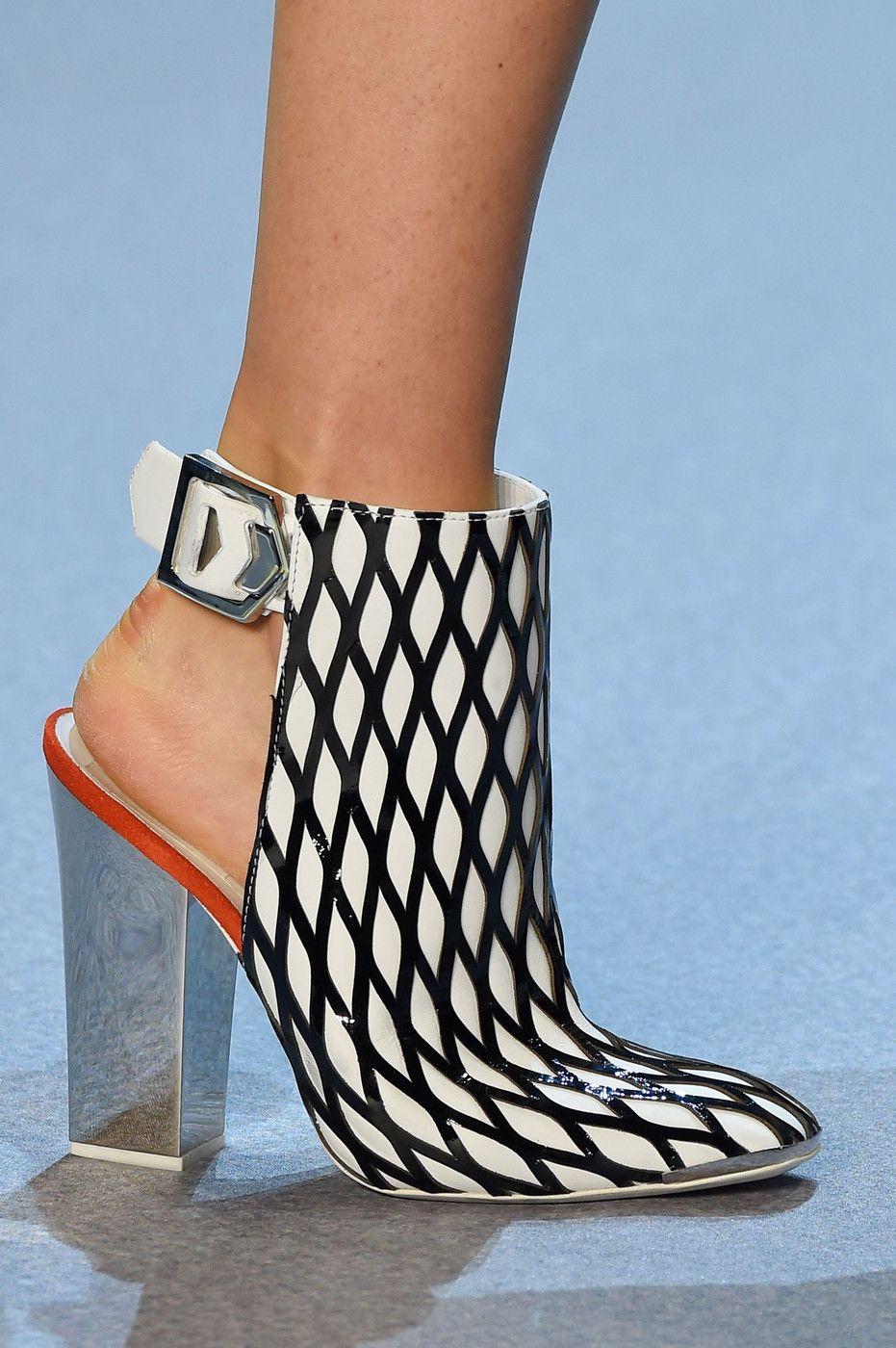 Thierry Mugler At Paris Fashion Week Spring 2016 Mugler Heels Runway Shoes