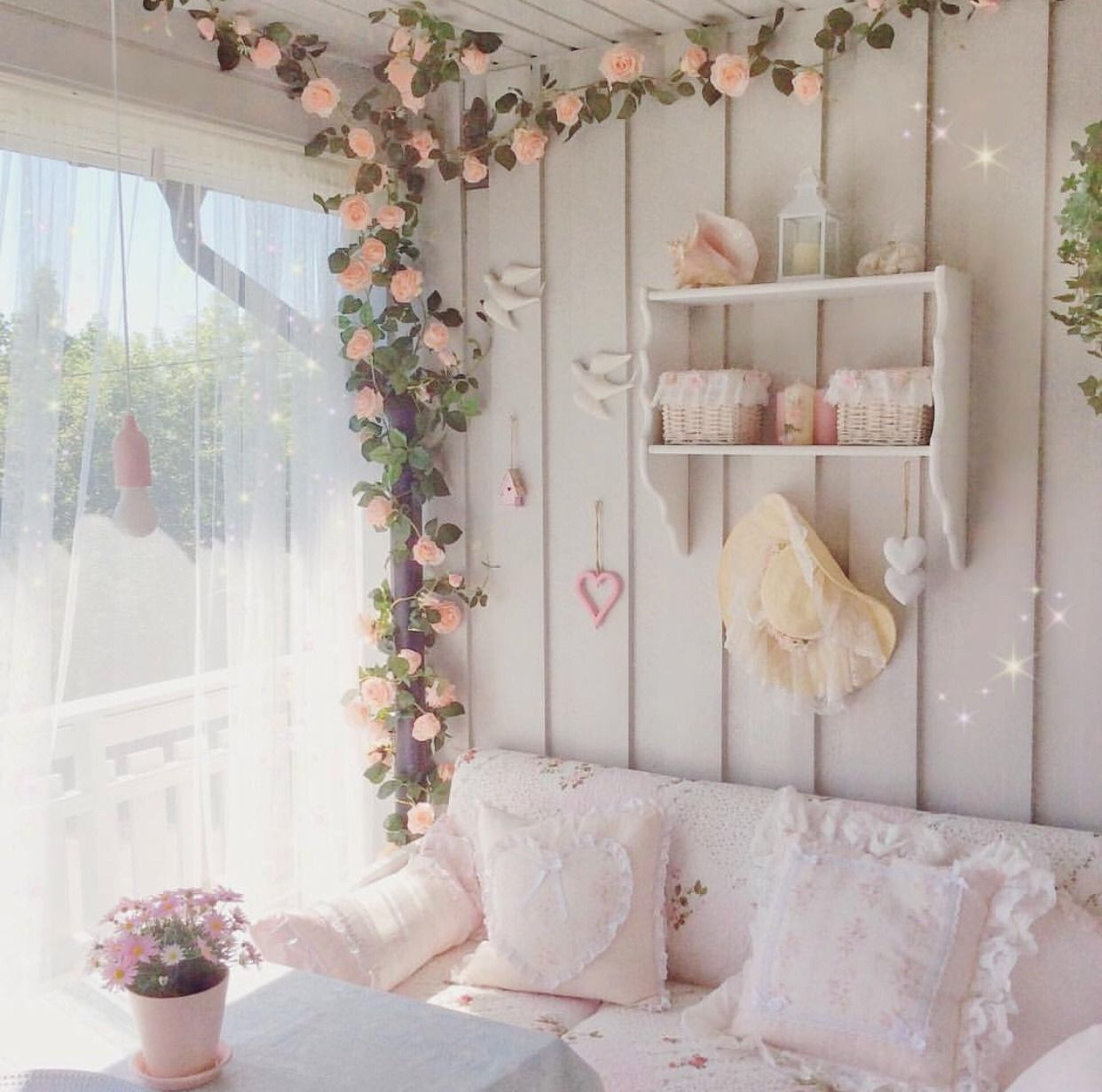 Posted By Thesparkwithin Postsilike On Tumblr Cute Room Decor Girly Room Aesthetic Bedroom