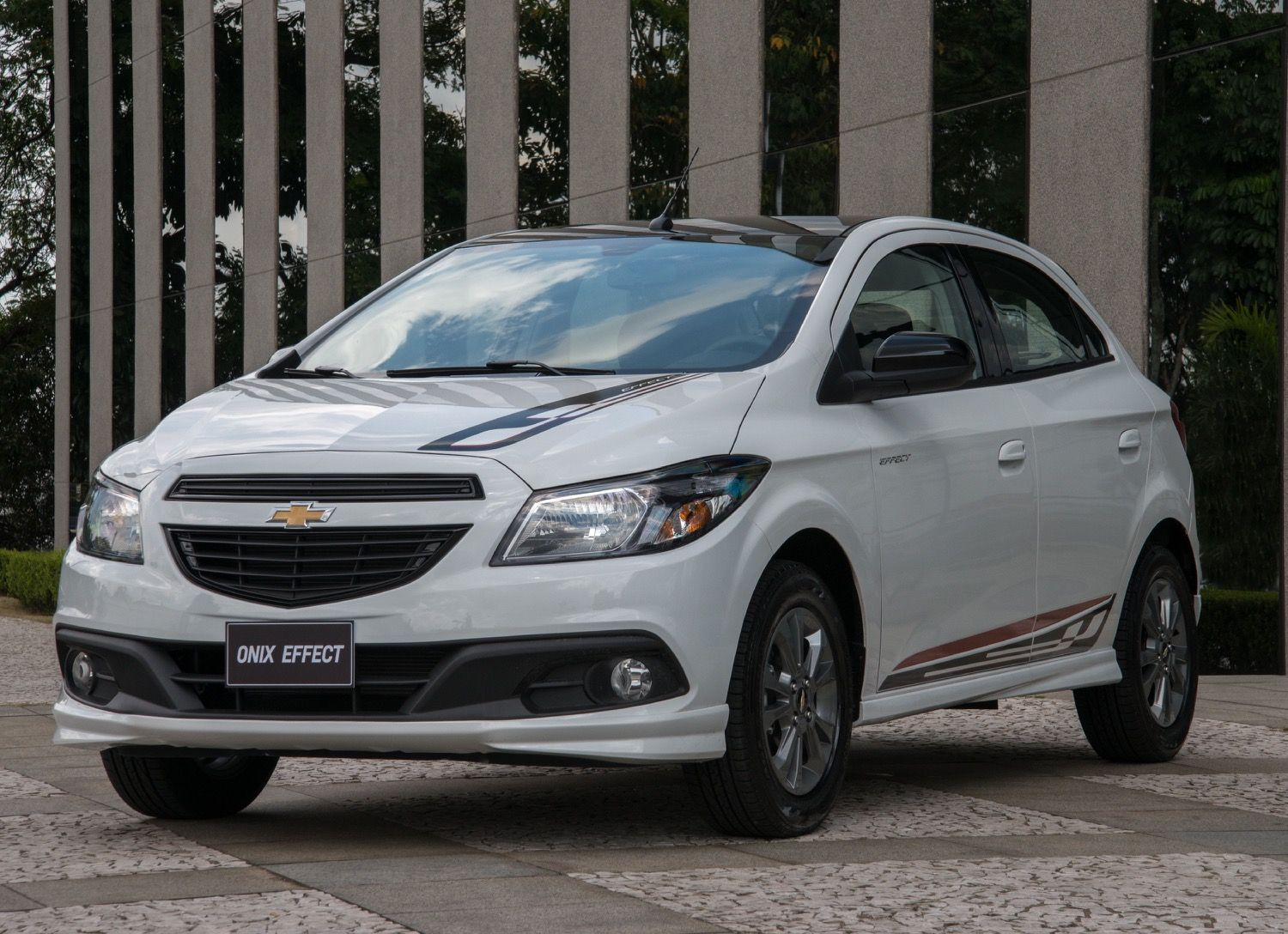 2015 Chevrolet Onix Effect Gm Authority Autos Nuevos Autos