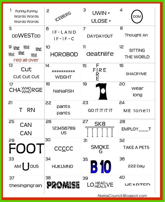 image relating to Fun Brain Teasers Printable known as Pin upon The get started of OT for me