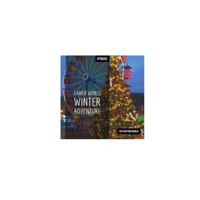 Lanier World Winter Adventure-Lake Lanier