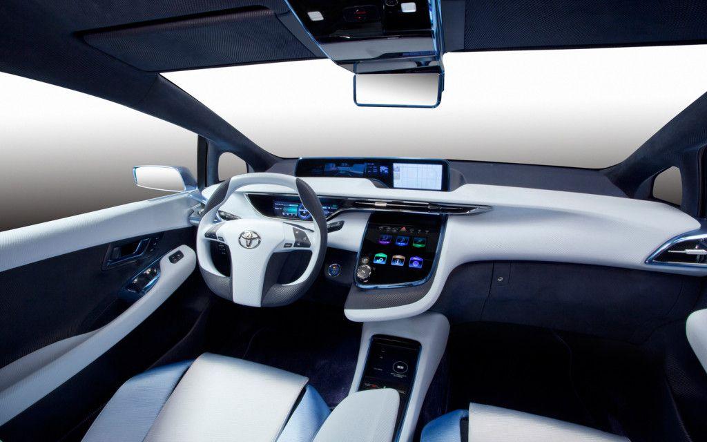 Futuristic Interior 2015 Honda Accord Concept Tojota Prius Tojota Korolla Avtomobil