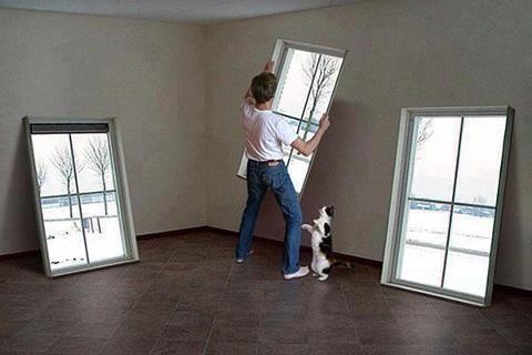 Faux Windows Attic Loft Basement Windows Windows Faux Window