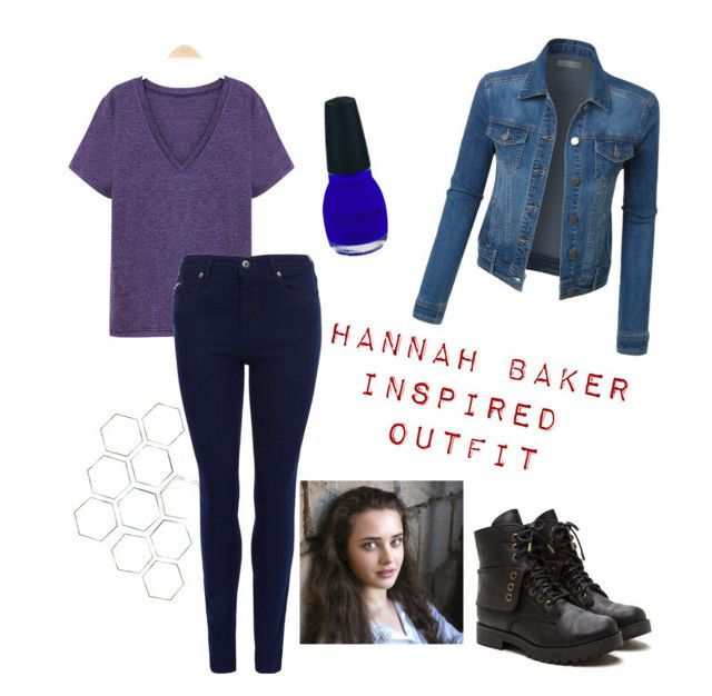 13 reasons why hannah baker inspired outfit movie