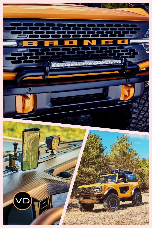 Ford Bronco 2020 in 2020 Ford bronco, Bronco, New bronco