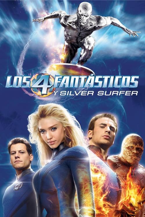 Descargar Los 4 Fantasticos Y Silver Surfer 2007 Pelicula Completa Enespanol Online Latino Online Silver Surfer Movie Silver Surfer Fantastic Four Movie