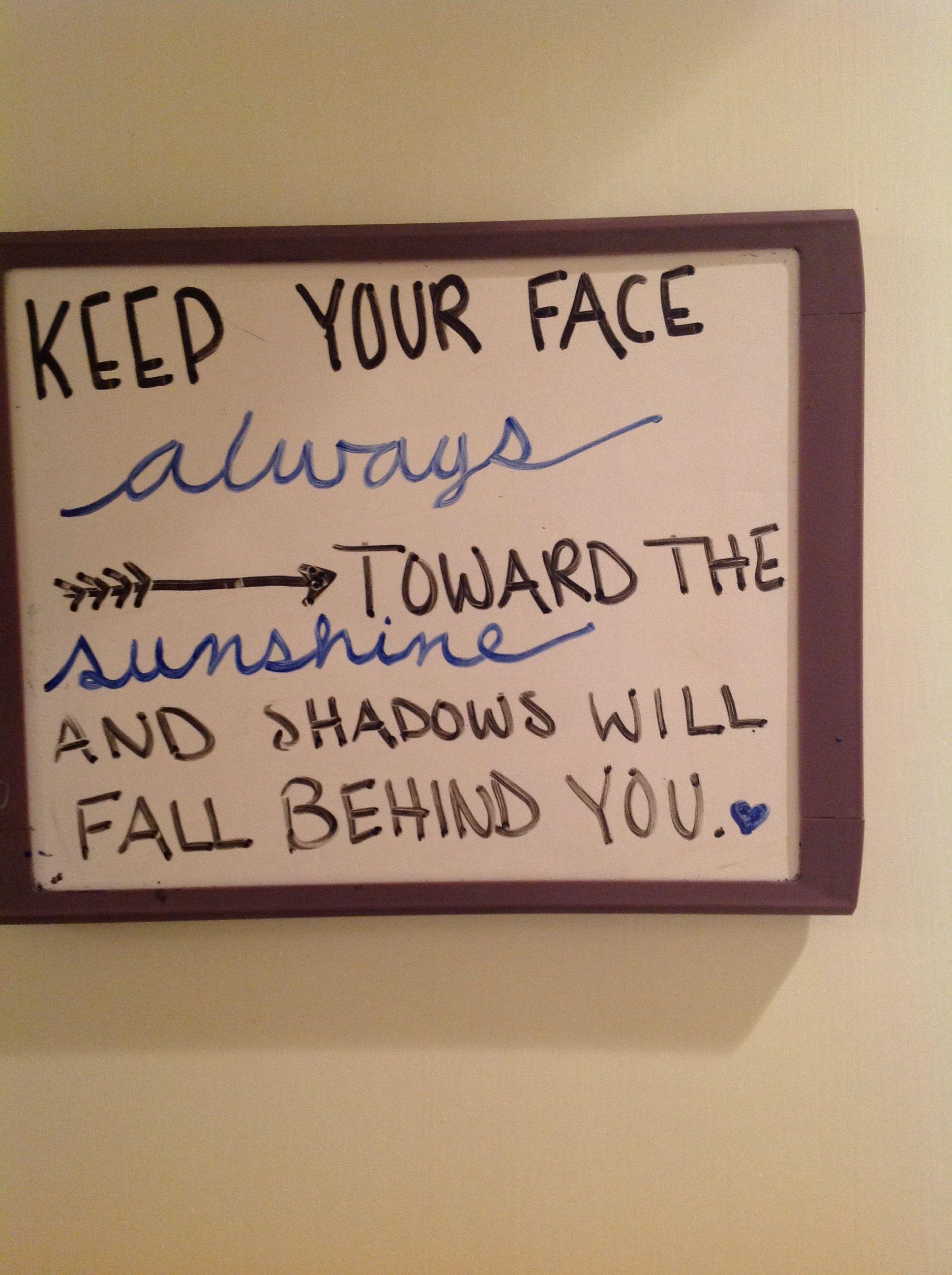 Walt Whitman #quote#happy#sunshine