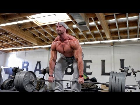 Three Back Exercises You Need To Be Doing Bradley Martyn Bradley Martyn Deadlift Effective Workout Plan