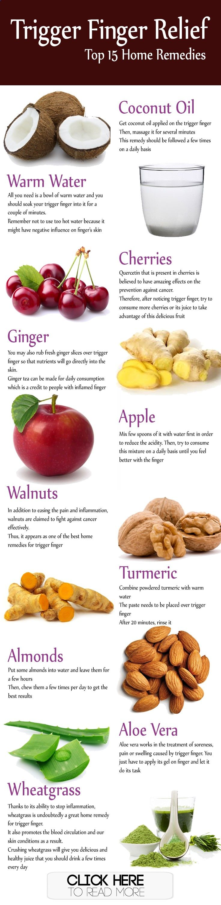 Natural Cures for Arthritis Hands  Top  Home Remedies for Trigger