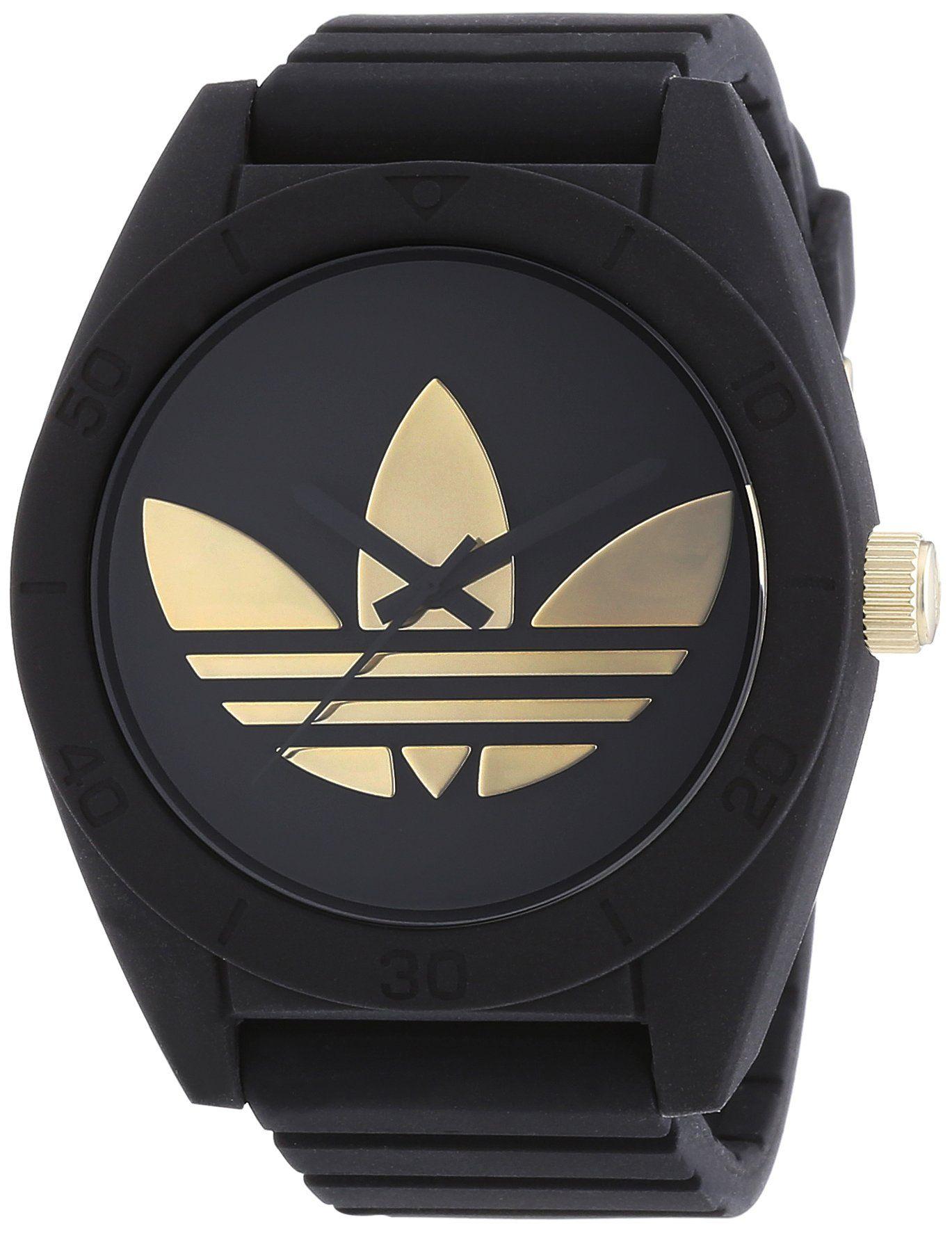 dc78165b95bf adidas Santiago - Reloj de cuarzo para hombre