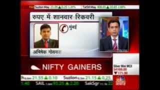 Mr. Abhishek Goenka (Founder & CEO, India Forex Advisors) on CNBC Awaaz- May 25, 2012 | Repinned by @lelandsandler