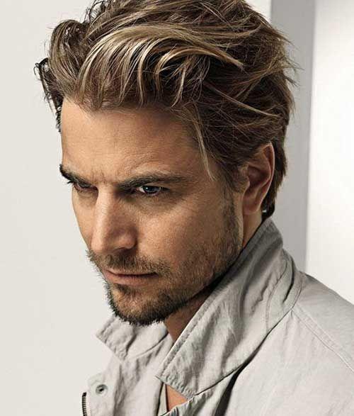 35 Mens Medium Hairstyles 2015 Men Hairstyles Ad Haircuts