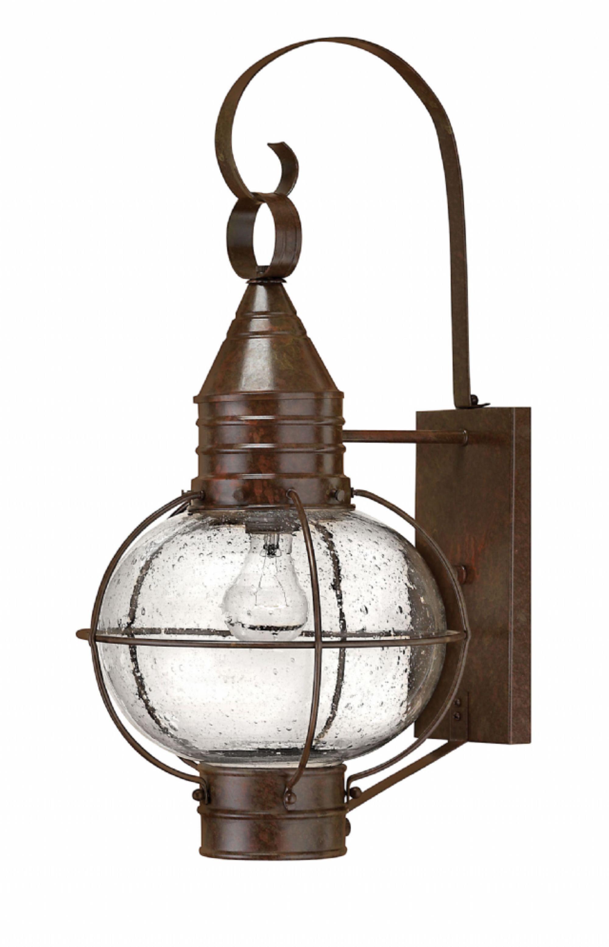 Hinkley lighting cape cod 2204sz outdoor lights