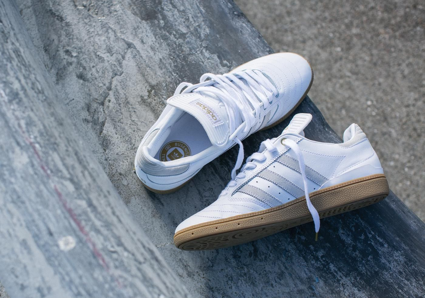 adidas Skateboarding's New Busenitz Pro Rounds Out