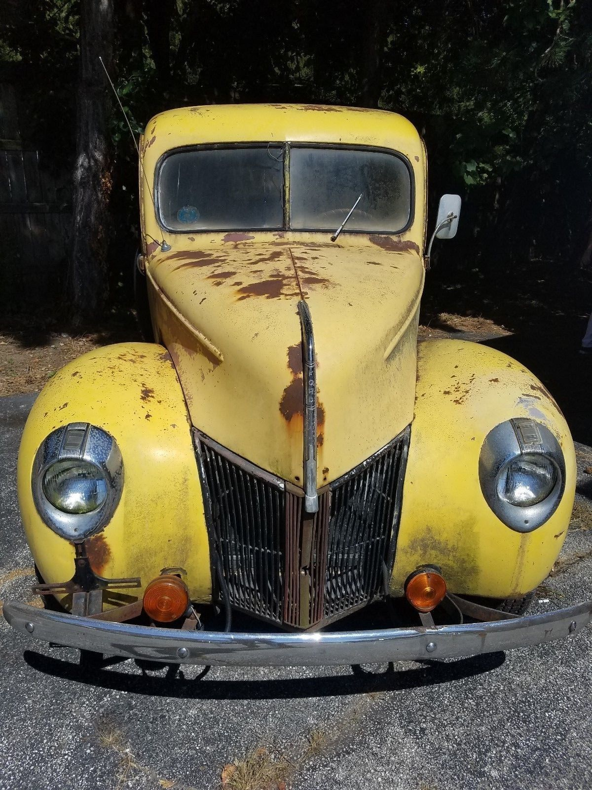 1940 Ford Other Pickups One Owner Barn Find | Barn finds, Ford and ...