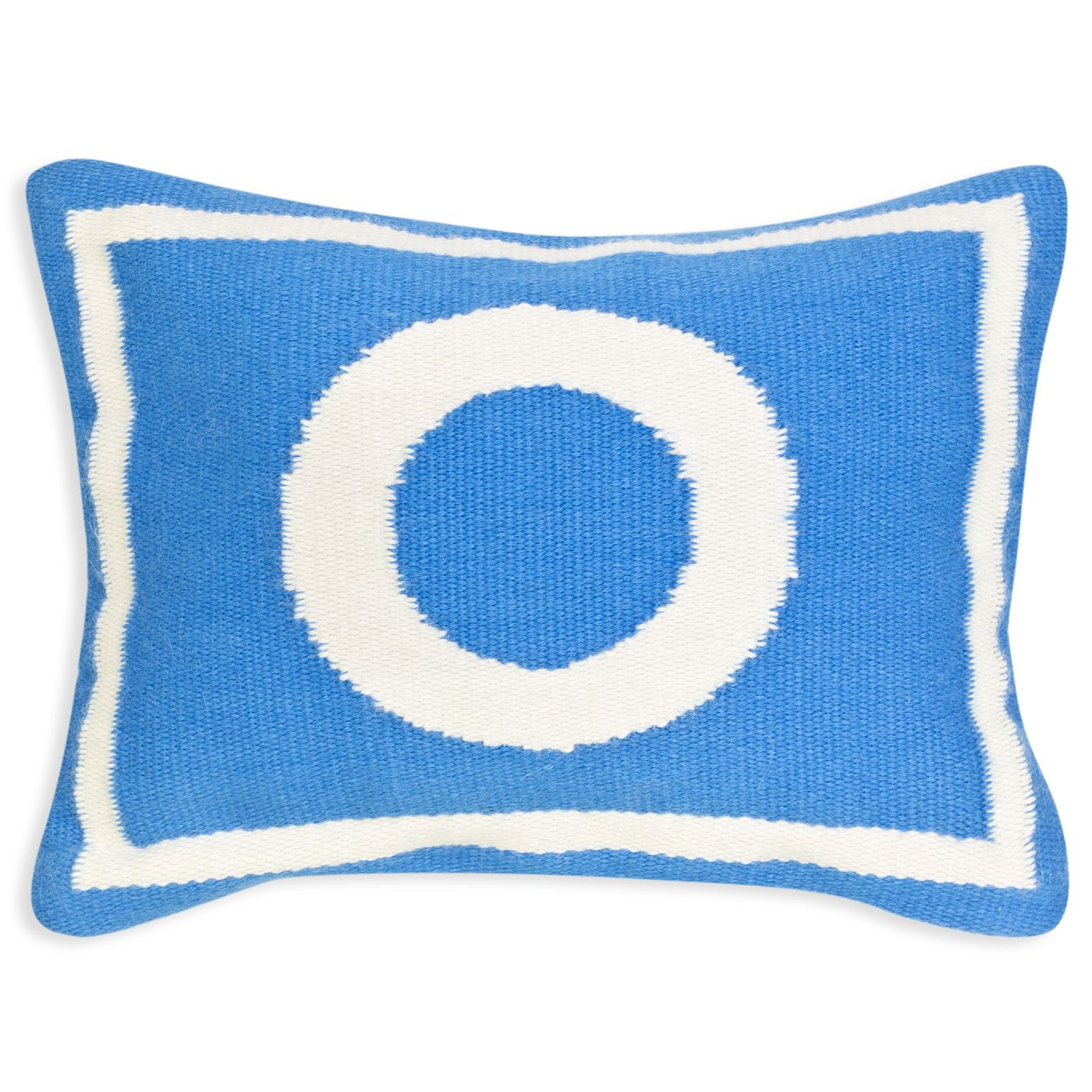 Gifts By Recipient: Reversible Junior Blue Letter Throw