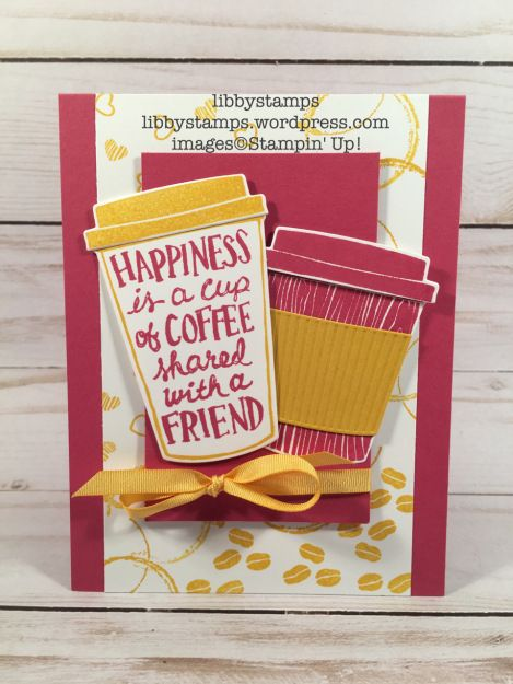Blogging Friends Blog Hop August All About Me Coffee Themed