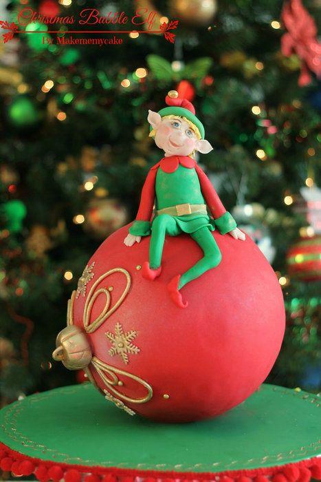 Chrismas Bubble Elf!!!