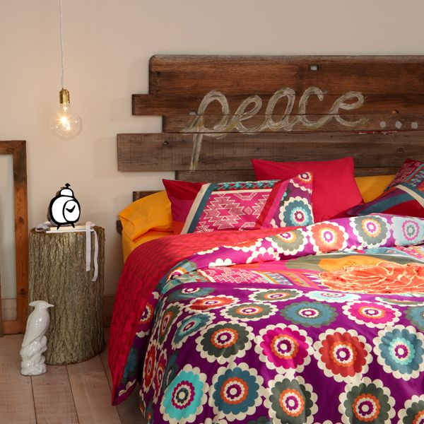 Desigual living collection desigual home inspiration pinterest dormitorio elegante - Desigual home decor ...