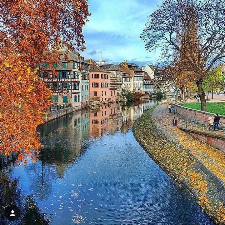 Hotels-live.com/cartes-virtuelles #MGWV #F4F #RT A gorgeous fall day in Strasbourg France.  Thank you @myeuropediary for sharing your photo! To see more photos or be featured tag your photos with #GlobeJetSetter  Also go to our profile and don't forget to turn on 'post notifications' by tapping the  in the top right so you never miss a feature! by globejetsetter https://instagram.com/p/-QRUMVyj2P/