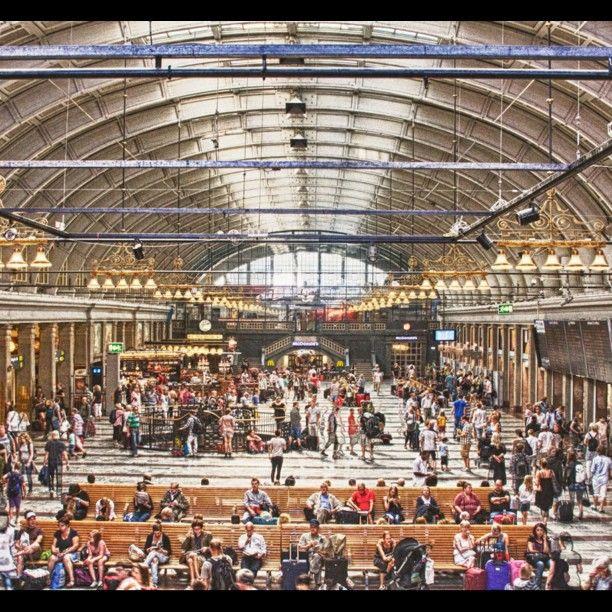 """""""Central Station Stockholm, Sweden"""""""