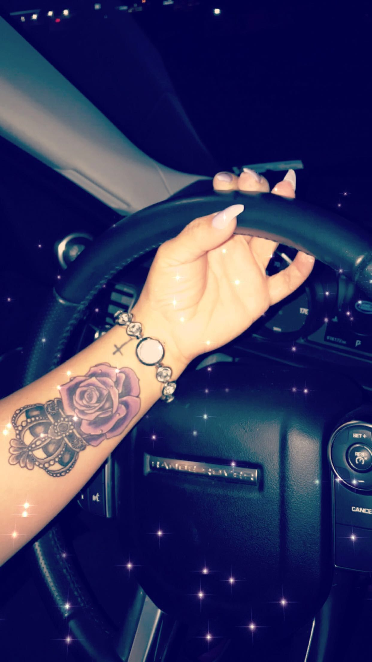 Finally Got It Rose With Crown Tattoo Represents So Many Things Tattoos Wrist Tattoos Tattoos Und Symbolic Tattoos