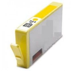 Tinta Hp 364 XL compatible Yellow