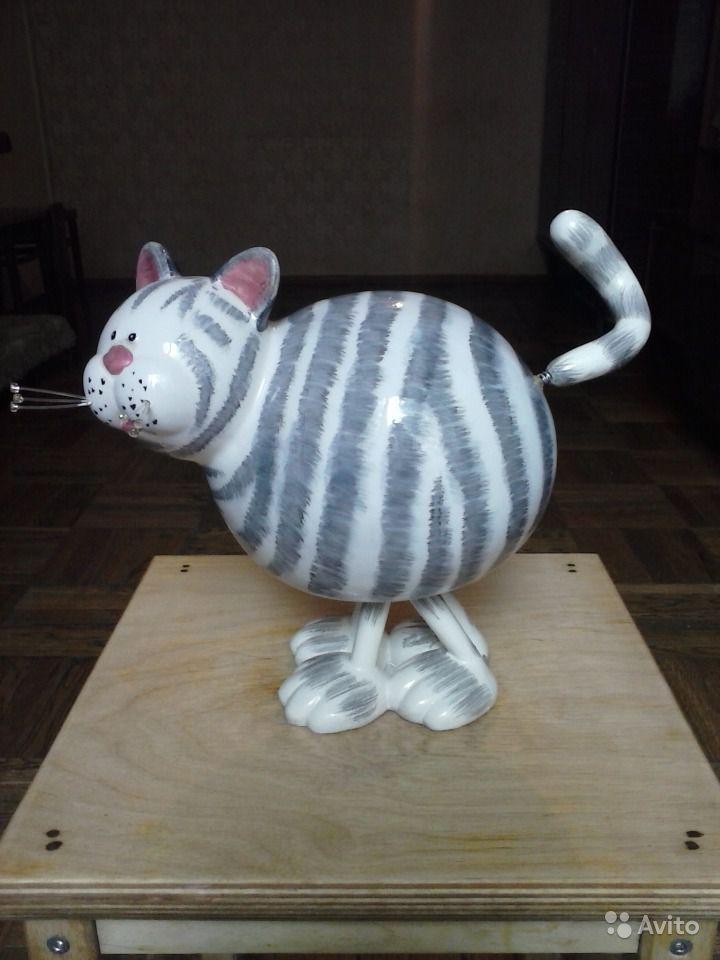 6c168717f7a30 Фигурка котика купить в Санкт-Петербурге на Avito | ДОМАШНЯЯ КОШКА ...