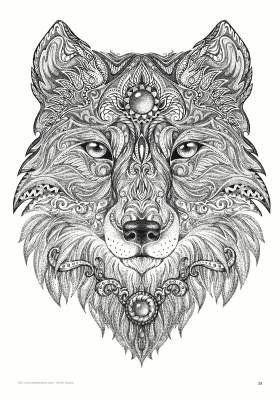 Pin Auf Animal Coloring