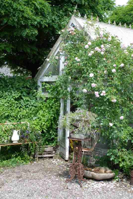 min lilla veranda | GARDEN SHELVES-GREEN HOUSES | Pinterest | Green ...
