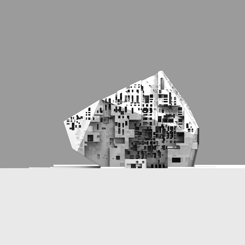 M Arch 1 Student Work By Nowina Konopka Andrea Baena Instructor Darin Johnstone Architecture Design Process Sci Arc Architecture Program