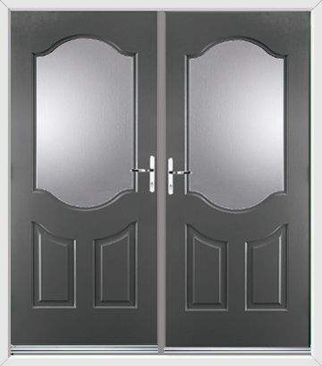 Rockdoor French Doors from Value Doors will ensure your home stays secure and thermally efficient whilst staying stylish. & We have added new styles of Rockdoors to our French Door ... Pezcame.Com