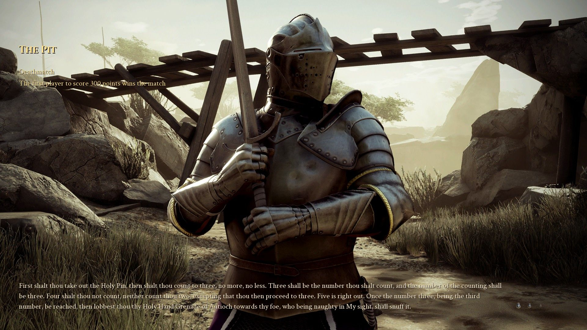 Mordhau Best Loading Screen Tip In Any Game Ever Knight Armor Knight Games