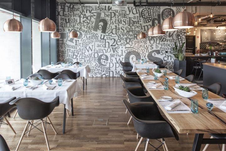 Marvelous CLINTONS Restaurant U0026 Staff Canteen By Susanne Kaiser U2013 Architektur U0026 Interior  Design, Berlin U2013