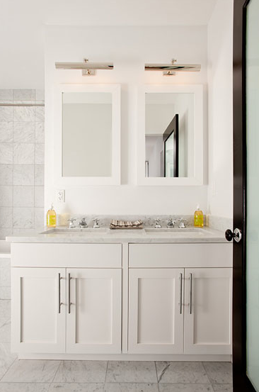 The Brooklyn Home Coit Is Possible To Have Double Sinks In A Unique Bathroom Cabinets Company Design Inspiration