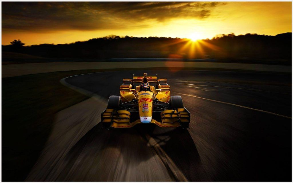 F1 Honda Racing Car Wallpaper