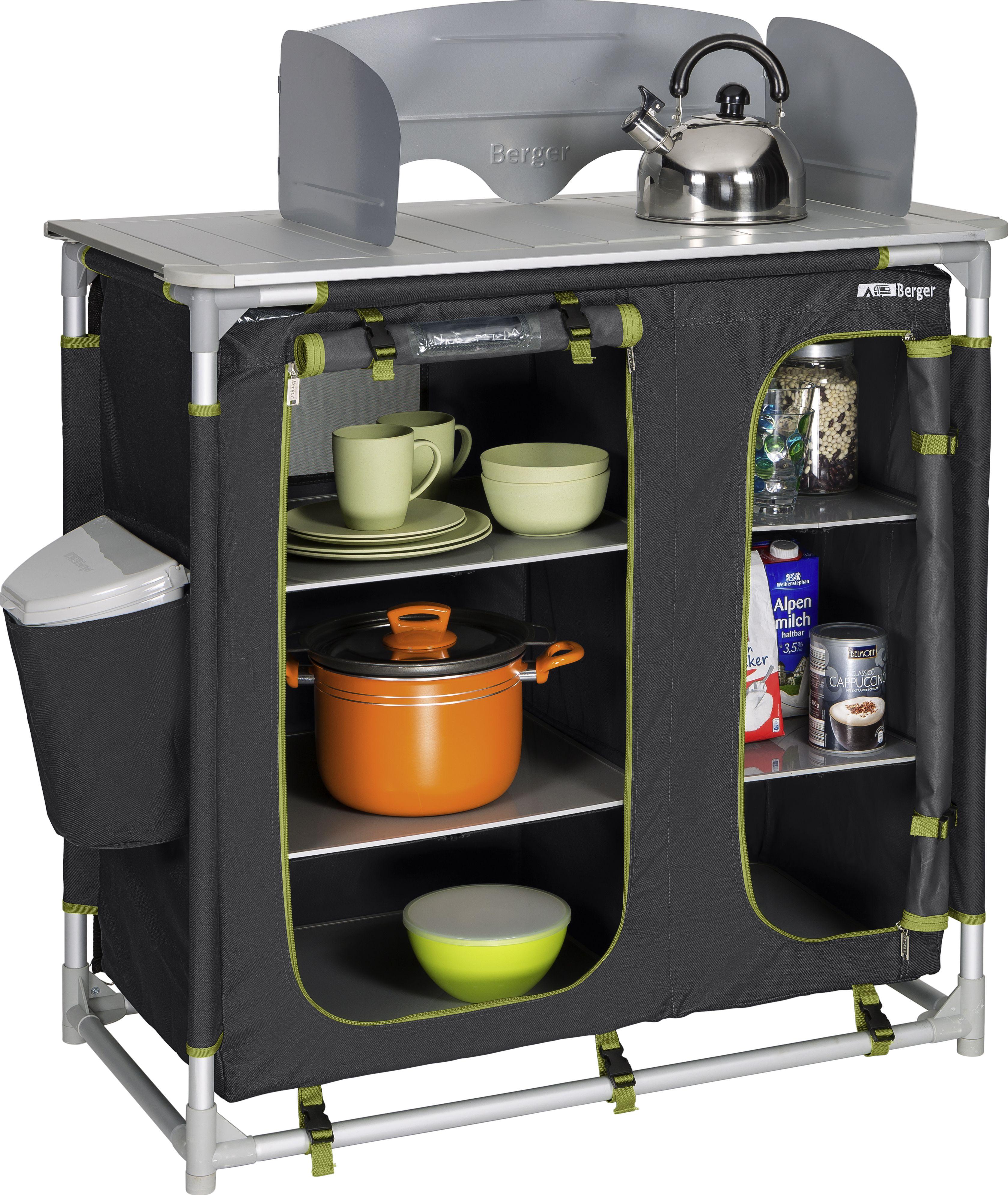 Berger Küchenbox Premium II | 04036231059537